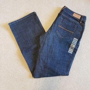 Dark Wash Stretch Jeans